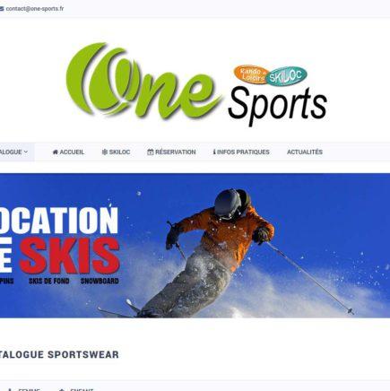 One sports Gérardmer