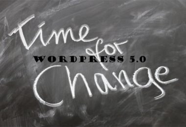 WordPress Gutenberg 5.0