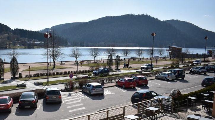 hotel lac gerardmer