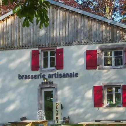 La Géromoise brasserie artisanale à Gérardmer