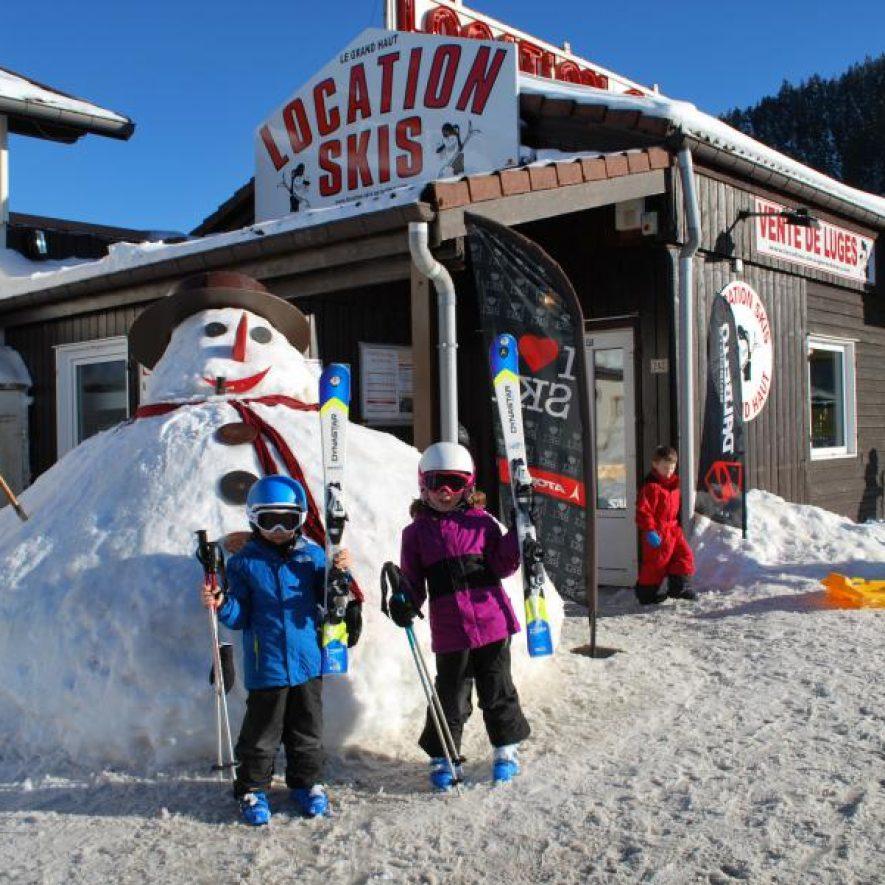 Location ski Gérardmer – Le Grand Haut