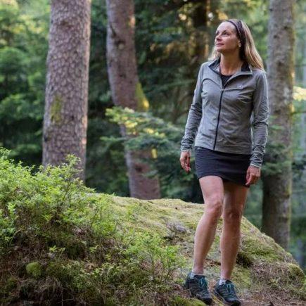 Sorties de Routes guide randonnée Vosges avec Albane
