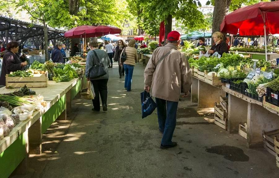 marché producteurs locaux