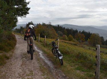 Randomotobike randonnées dans les Vosges